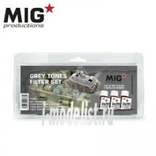 P266 MIG Productions Grey tones filter set