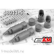 AMC48011-5 Advanced Modeling 1/48 Блок НАР УБ-32А-24 57 мм С-5