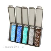 MTS-042 Meng High Performance Flexible Sandpaper (Extra Fine Set)