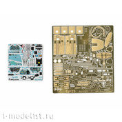 072023 Microdesign 1/72 Color photo etching kit for Si-25 (all modifications) from Zvezda