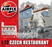 75016 Airfix 1/72 Чешский ресторан (Czech Restaurant)