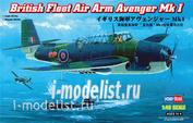 80331 HobbyBoss 1/48 British Fleet Air Arm Avenger Mk 1