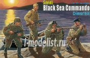 6457 Dragon 1/35 Soviet Black Sea Commando (Crimea 1944)