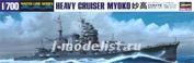 49333 Hasegawa 1/700 IJN Heavy Cruiser Myoko