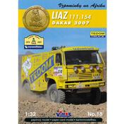 018 Vimos 1/32 Liaz 111.154 Dakar 2007