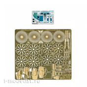 144226 Microdesign 1/144 Photo Etching Kit for Airbus A-320 NEO (Zvezda)