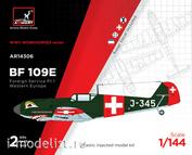 14306 Armory 1/144 Messerschmitt Bf-109E