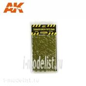 AK8124 AK Interactive Пучки летней зелёной травы, 2 мм