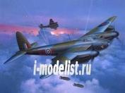 03923 Revell 1/48 British bomber D. H. Mosquito Bomber Mk.IV world war II