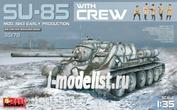 35178 MiniArt 1/35 Tank SU-85 mod. 1943 (+ crew)
