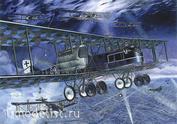 016 Roden 1/72 Самолёт Gotha G.V