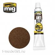 AMIG2035 Ammo Mig Антислип цвет коричневый (Акриловая паста) для 1/35