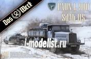 DW35003 Das Werk 1/35 Faun L900 incl. SdAh 115
