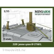 B35209 Miniarm 1/35 Передатчик помех РП-377ВМ1Л