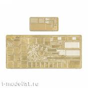 072273 Микродизайн 1/72 Набор фототравления для С-400