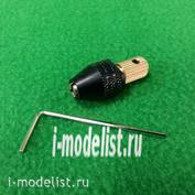 5123 Свмодель Сверлильный патрон-насадка 0,3-3 мм