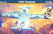 C-89 MisterCraft 1/72 Самолет F-84G Thunderjet
