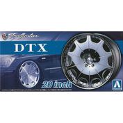 05426 Aoshima 1/24 Trafficstar DTX 20inch