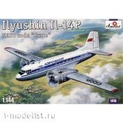1416 Amodel 1/144 Самолет Ильюшин Ил-14П Nato code