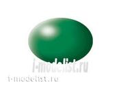 36364 Revell Аква- краска зеленая шелковисто-матовая
