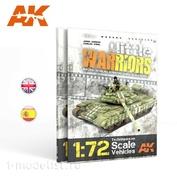 AK280 AK Interactive Создание, детализация и окраска небольших моделей 1/72