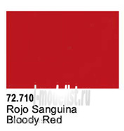 72710 Vallejo Bloody Red