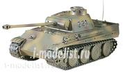 31137 Hasegawa 1/72 Средний танк Pz.Kpfw V Panther ausf. G версия со стальными катками