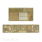072204 Микродизайн 1/72 Набор фототравления для сборной модели Суххой-33