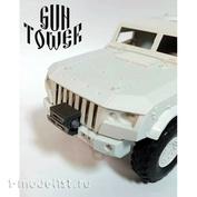 35301 GunTower Models 1/35 Набор дополнений. Тайфун-ВДВ