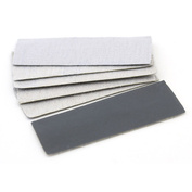 4612 JAS Наждачная бумага на липучке, P2000, 30x90 мм, 6 шт.