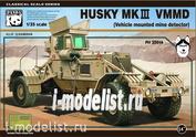 PH35014 Panda 1/35 Husky MKIII VMMD (Vehicle mounted mine detector)