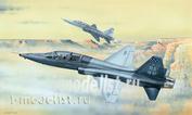 02877 Я-моделист клей жидкий плюс подарок Trumpeter 1/48 Самолет US T-38C Talon
