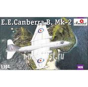 1426 Amodel 1/144 Scales The Plane E. E. Canberra B. Mk-2