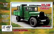 7243 Elf 1/72 Сборная модель грузовика З&С-5B