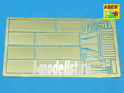 35 A60 Aber 1/35 Fenders for Cromwell,Centaur, Charioteer, Comet
