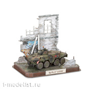 03321 Revell 1/35 Combat reconnaissance vehicle