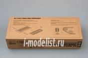 02037 Trumpeter 1/35 Траки для U.S. T72E1 steel track for U.S. M24 light tank (early)