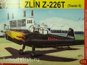 KPM0004 Kovozavody Prostejov 1/72 Zlín Z-226T (Trenér 6)