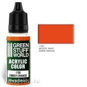 1785 Green Stuff World Акриловая краска цвет