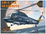 CP72002 Clear Prop! 1/72 Вертолёт UH-2 A/B SEASPRITE