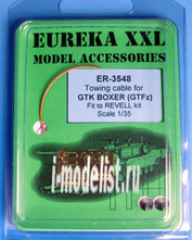 ER-3548 Eureka 1/35 Towing cable for GTK Boxer