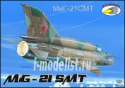 RVA72030 R.V.AIRCRAFT 1/72 MiG-21 SMT