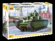 5061 Звезда 1/72 Советский тяжелый танк Т-35