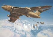 04326 Revell 1/72 Бомбардировщик Хэндли Пейдж Виктор К2 (Handley Page Victor K2)