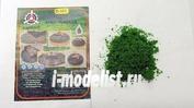 M015 Я-МОДЕЛИСТ  Зеленка для растительности D-101, Зеланая- 300 мл (молотый поролон)