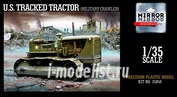 35850 Mirror-models 1/35 U.S. Tracked Tractor (Military crawler)