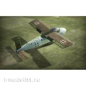 BRP72036 Brengun 1/72 Ракетный истребитель Me P1103