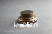 PL001 Plate Подставка для миниатюры круглая