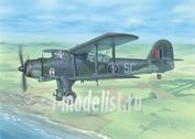 SH48045 Special Hobby 1/48 Биплан Fairey Albacore Mk.I