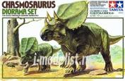 60101 Tamiya 1/35 Chasmosaurus Diorama Set